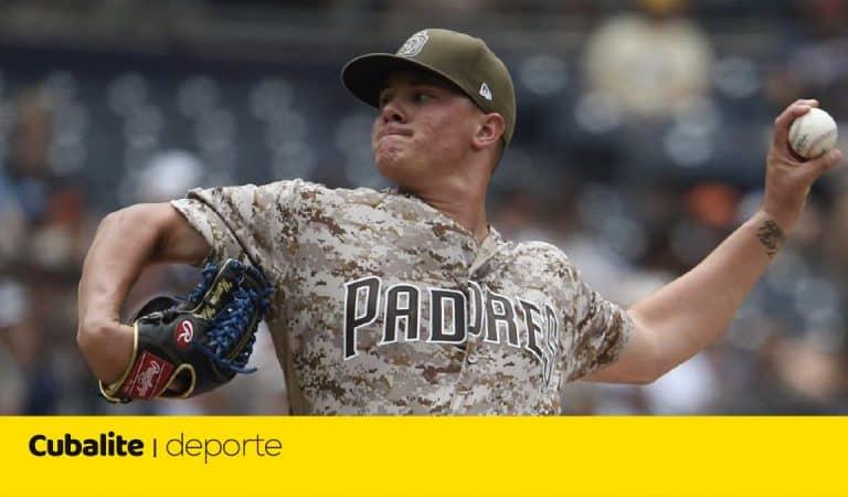 La historia de Adrián Morejón, el pitcher cubano que asombra a la MLB con su 'knuckle-changeup'