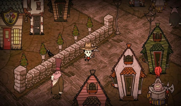 "#checkpoint: ""Don't Starve Hamlet"", otro DLC con cambios radicales"