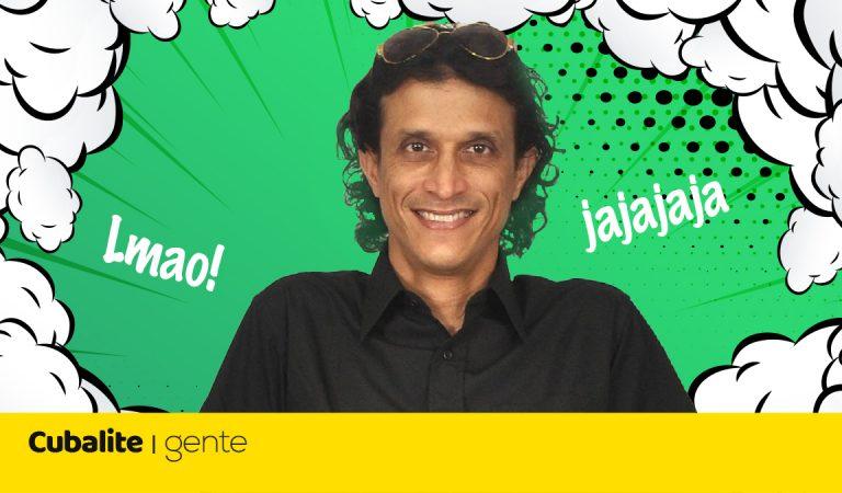 """Jardiel González: """"En esta vida de hoy tienes muchos motivos para llorar, pero yo elijo seguir riendo"""""""