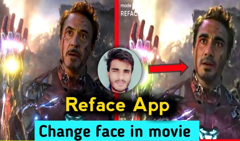"""""""Reface"""", la popular app que te permite convertirte en un famoso gracias al deepfake"""