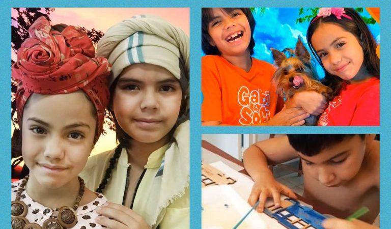 ¿Conoces a niños con talento? El concurso de la marca infantil Gabi & Sofi es para ellos