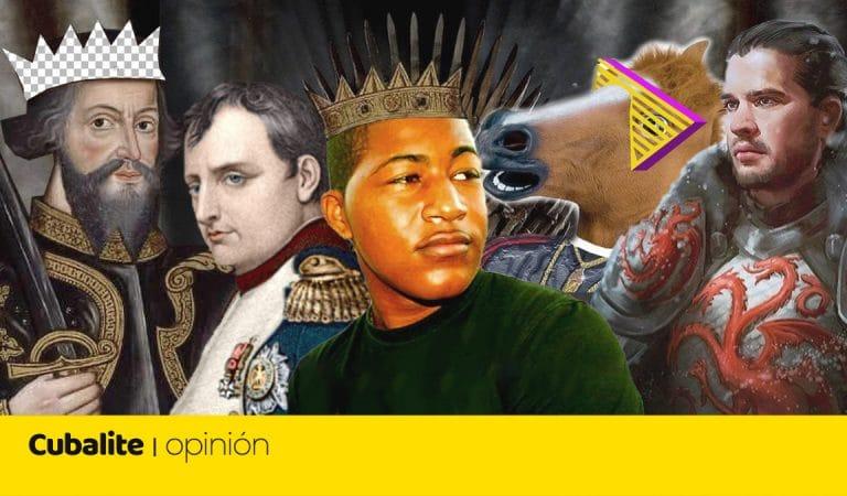 Canción de Flow y Fuego: Capítulo IV (El rey)