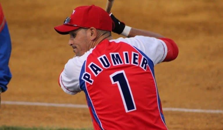 ¡Al final, Yunior Paumier jugará! pero no en Cuba