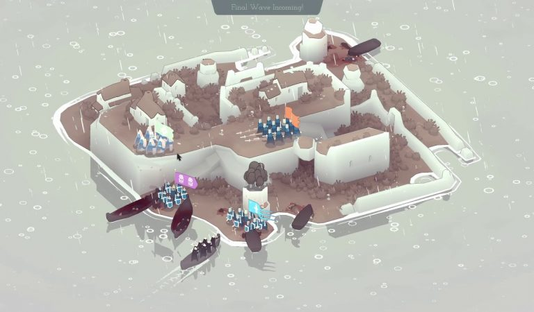 "#checkpoint: ""Bad North"": tomar una idea y explotarla"