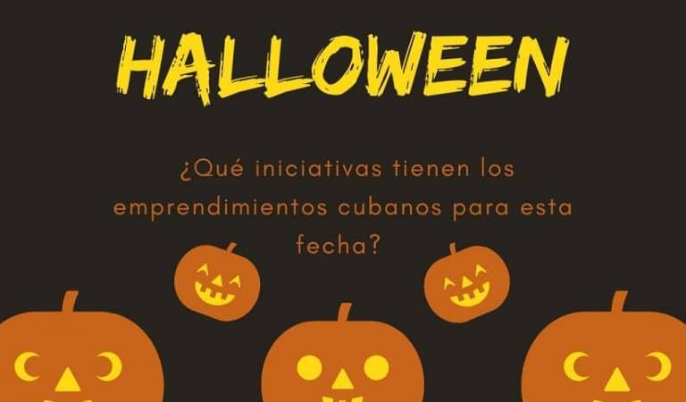 Halloween a lo cubano: ¿Qué iniciativas crearon los emprendimientos para esta fecha?