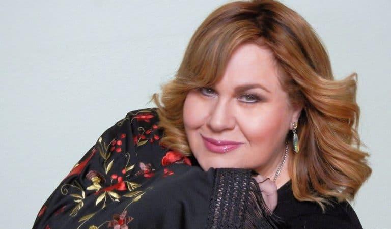 Maggie Carlés, la estelar voz cubana que cantó con Plácido Domingo