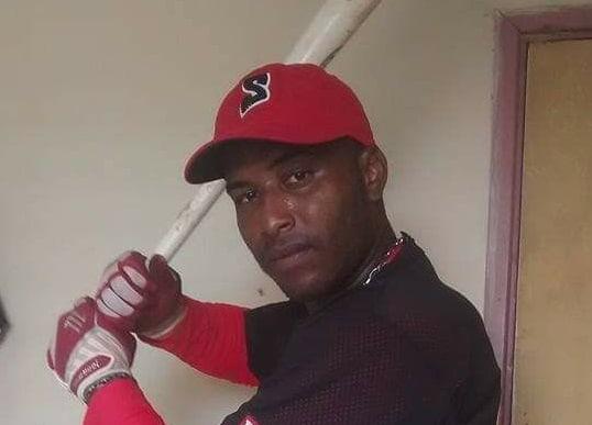 El pelotero habanero sancionado en la bronca Industriales vs. Holguín y que juega con Santiago de Cuba