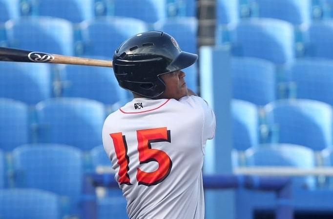 Alay Lago se consolida en béisbol estadounidense, ahora con una nueva oportunidad