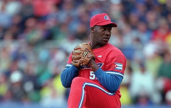 José Ariel Contreras enfrentará a equipo Cuba en abril próximo