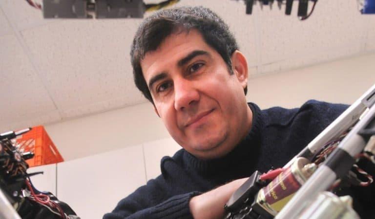 Miguel Abrahantes, el cubano que llegó a EEUU buscando suerte y hoy diseña robots para la NASA