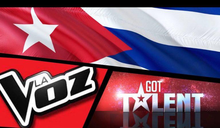 """Conozca a los cubanos que han causado sensación en """"Got Talent"""" y """"La Voz"""""""