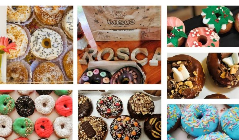 ¡Estas imágenes te darán hambre! 6 emprendimientos que ofertan donuts en La Habana