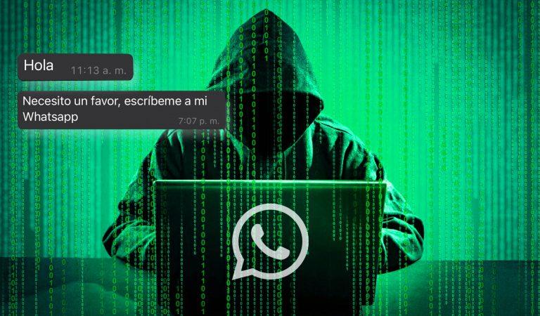 """""""Necesito un favor, escríbeme a mi WhatsApp"""", el método de hackeo que afecta a varios cubanos"""