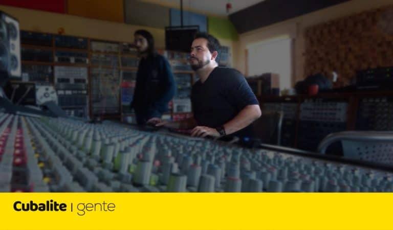 Gerónimo Labrada, el ingeniero detrás del primer álbum ganador del Grammy Latino producido totalmente en Cuba