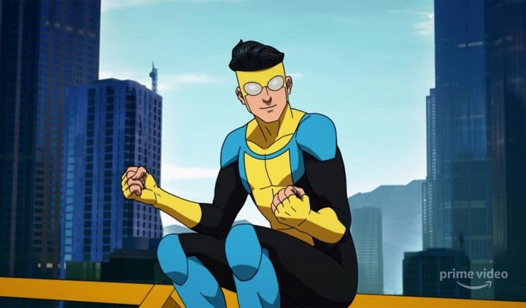 """""""Invincible"""", la serie animada de superhéroes que deberías estar viendo"""
