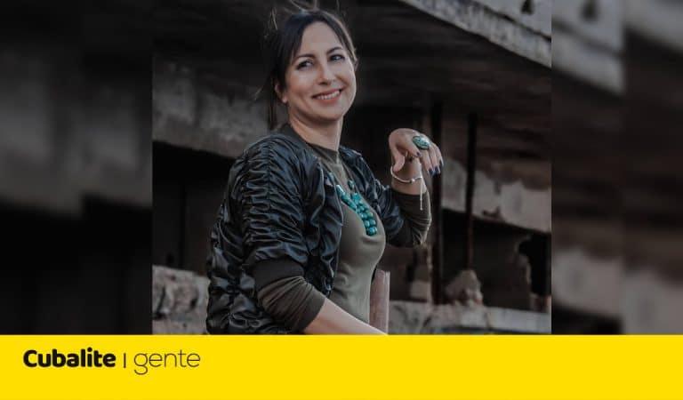 """Gelliset Valdés: """"Felipa, Beruco… mis personajes tienen nombres de gente real: son homenajes a mi pueblo"""""""