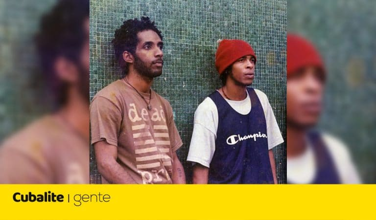 """La historia de """"Grandes Ligas"""", pioneros del rap cubano que hacen música entre EEUU y Suecia"""