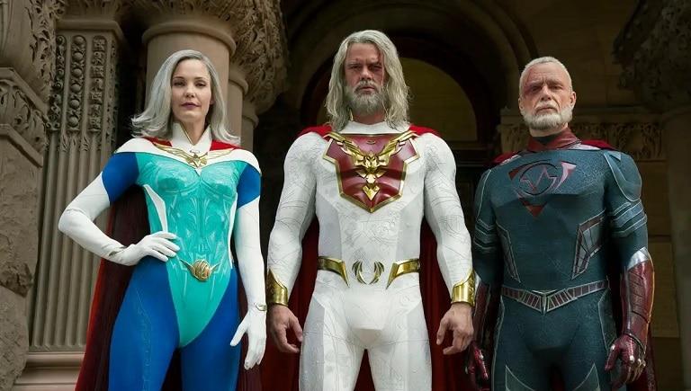 """""""Jupiter's Legacy"""", la serie de superhéroes más decepcionante del año"""