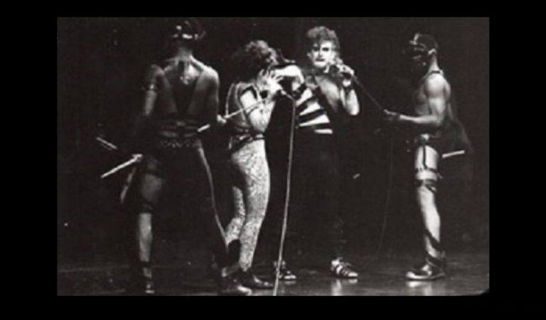 """Casi 25 años del estreno de """"Violente"""", la primera ópera rock de Cuba"""