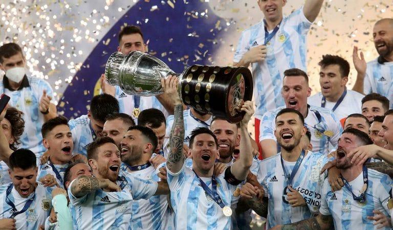 Copa América, Día 16: Hasta que le llegó su hora