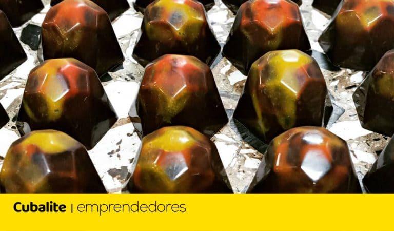 La Chocolatera, un emprendimiento cubano dedicado a la bombonería fina artesanal