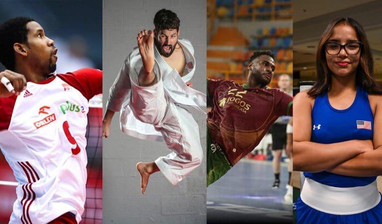 Aquí los 22 deportistas cubanos que compiten por 10 países en Tokio 2020