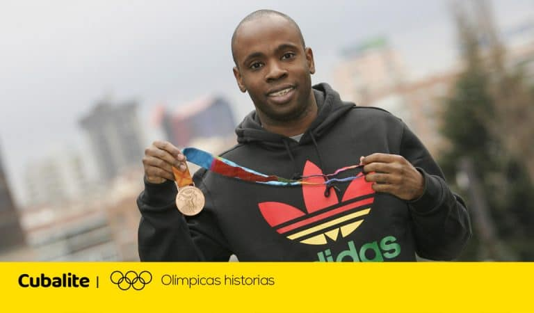 El cubano, bronce olímpico por España, que se convirtió en político