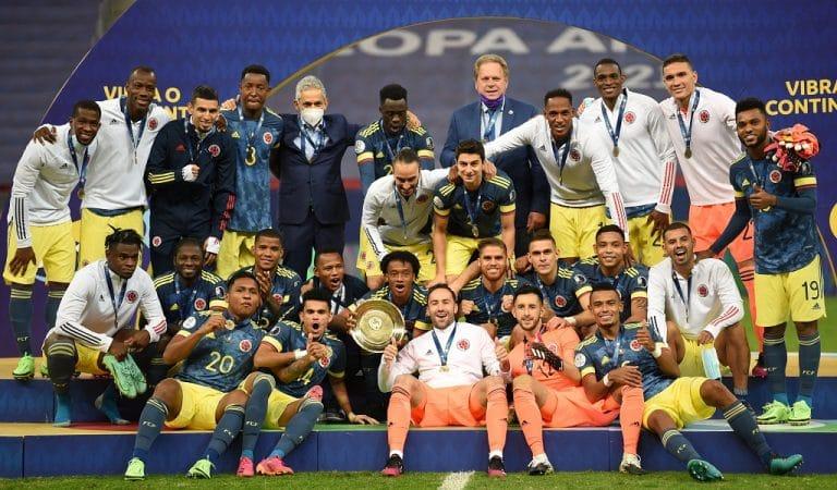Copa América, Día 15: ¿Y de qué le sirve a Colombia ese tercer lugar?