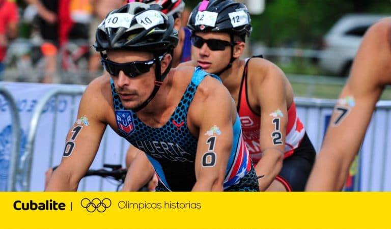 Increíble: el habanero que representó a Estados Unidos y Puerto Rico en las Olimpiadas