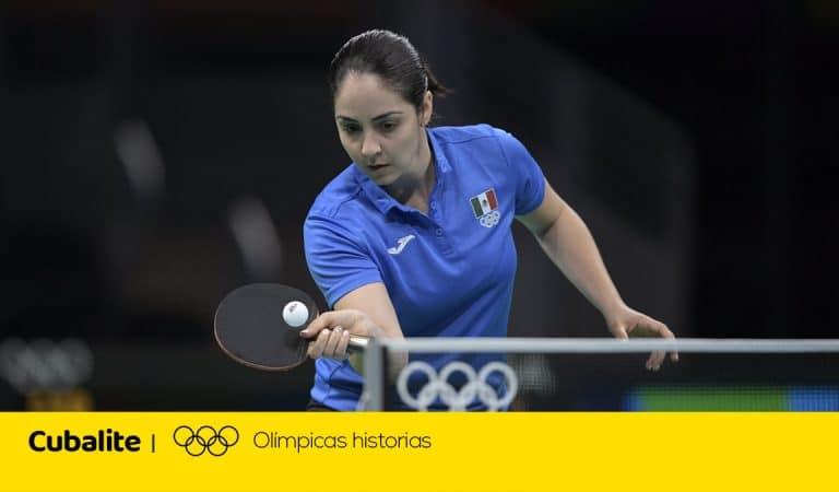 La promesa del tenis de mesa cubano que disputó tres olimpiadas con México