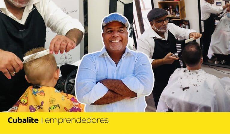 El Barbero de La Habana… en Sevilla: un negocio que difunde la cultura cubana en España