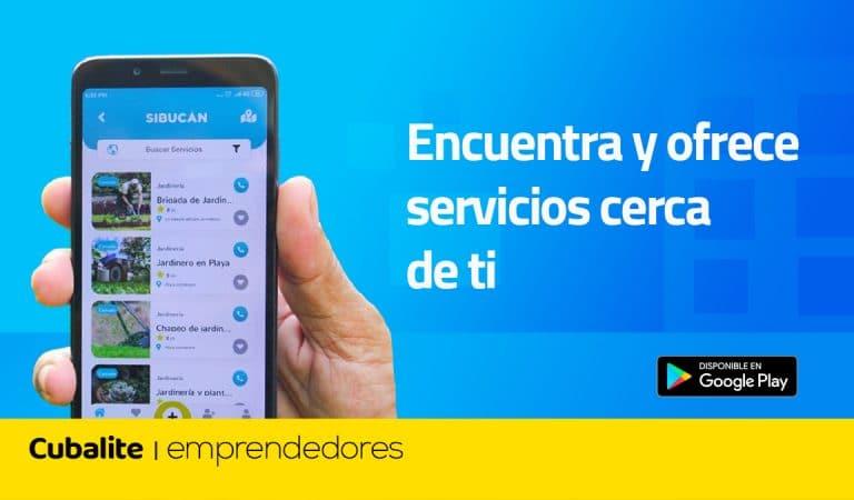 """""""Sibucán"""", la plataforma cubana donde puedes resolver varios de tus problemas cotidianos"""