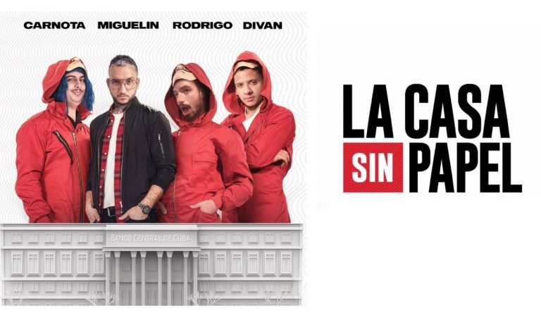 """Llega """"La Casa sin Papel"""", la versión cubana de… ya sabes"""