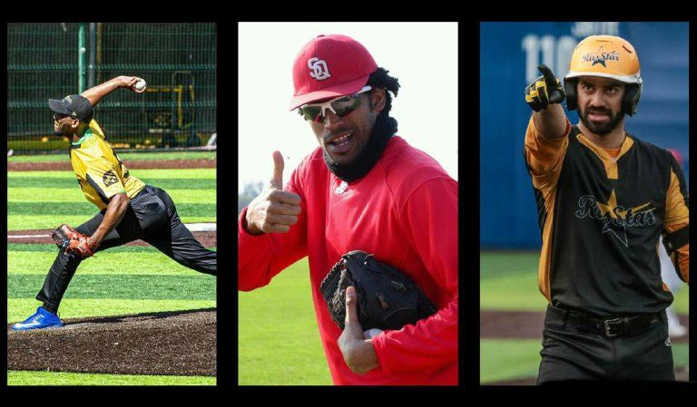 Aquí 15 cubanos por 7 países en el Campeonato Europeo absoluto de béisbol