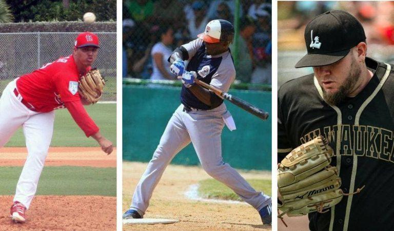 Aquí, los 13 cubanos (hasta ahora) en ligas invernales de Dominicana y Venezuela